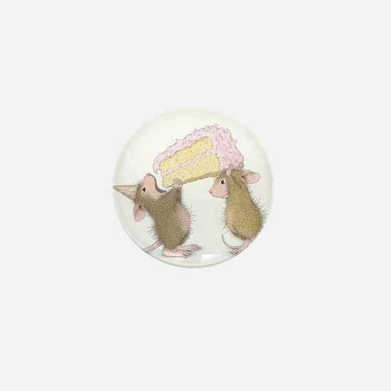 A Piece of Cake Mini Button