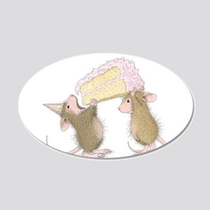 A Piece of Cake Wall Decal