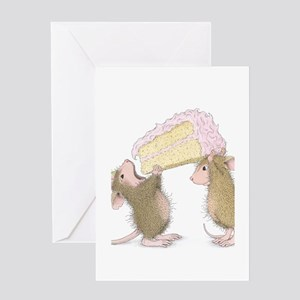 A Piece of Cake Greeting Card