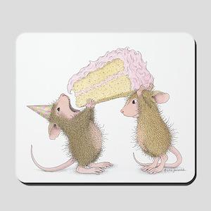 A Piece of Cake Mousepad