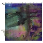 Dream Memory Abstract Shower Curtain