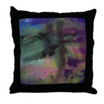 Dream Memory Abstract Throw Pillow