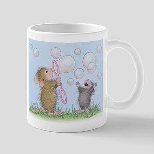 Bubble Blowing Buddies Mug