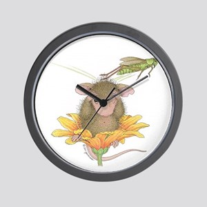 Bug Off - Bounce Off Wall Clock