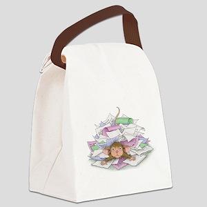 Work, work, work Canvas Lunch Bag