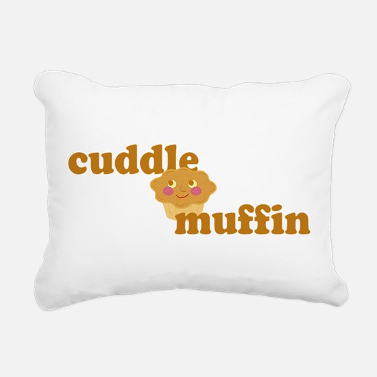 Cuddle Muffin Rectangular Canvas Pillow