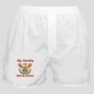 My Identity South Africa Boxer Shorts