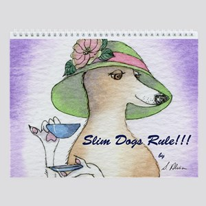 Slim Dogs Rule!!! calendar