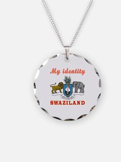 My Identity Swaziland Necklace
