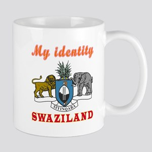 My Identity Swaziland Mug