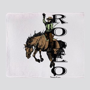Rodeo Throw Blanket