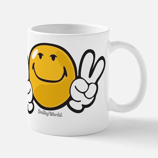 ambition smiley Mug