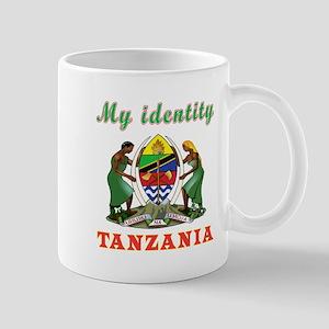 My Identity Tanzania Mug