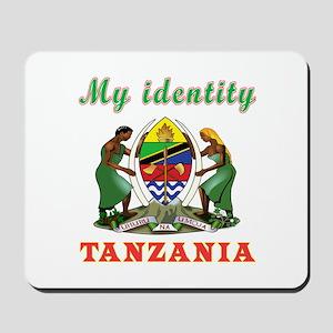 My Identity Tanzania Mousepad