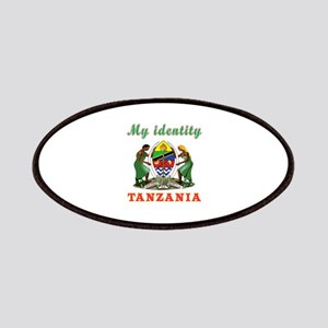 My Identity Tanzania Patches