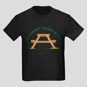 Campers Picnic Table T-Shirt