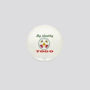 My Identity Togo Mini Button