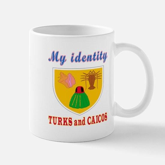 My Identity Turks and Caicos Mug