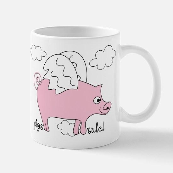 Pigs Rule! Mug