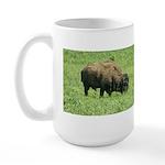 American Bison Large Mug