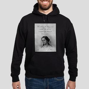 We Doubt Not The Destiny - Fuller Sweatshirt
