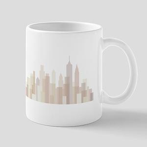 Modern New York Skyline Mug
