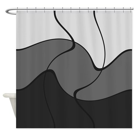 Graymore Shower Curtain