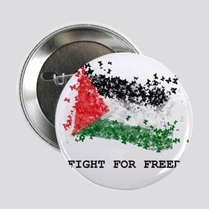 "Fight For Freedom 2.25"" Button"