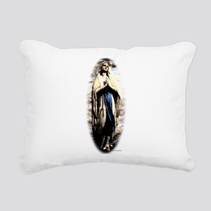 Mary Rectangular Canvas Pillow
