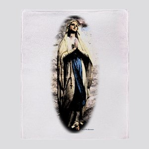 Mary Throw Blanket