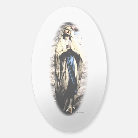 Mary Decal