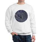 Mardi Gras Feather Time Sweatshirt