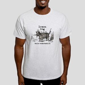 Demon Dog vintage funny doggie T-Shirt