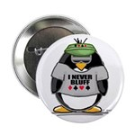 Poker Penguin Button