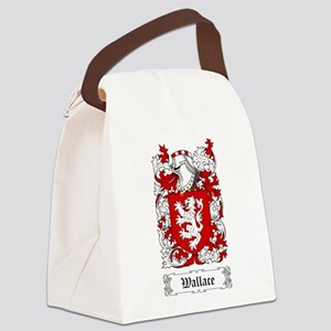Wallace II Canvas Lunch Bag