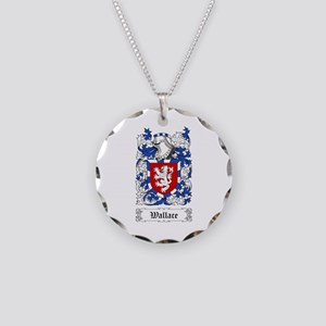 Wallace I Necklace Circle Charm