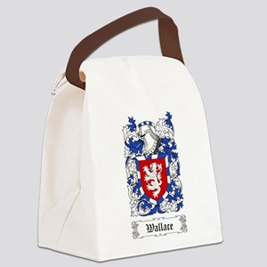 Wallace I Canvas Lunch Bag