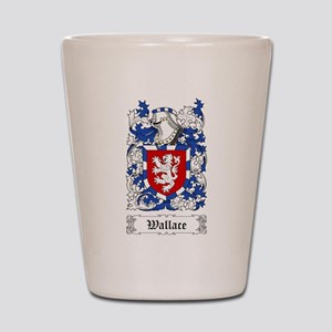 Wallace I Shot Glass