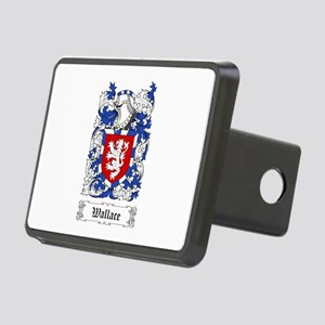 Wallace I Rectangular Hitch Cover
