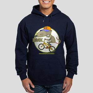 BMX-RAT Hoodie (dark)