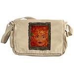 RedCelticWoodSprite Messenger Bag