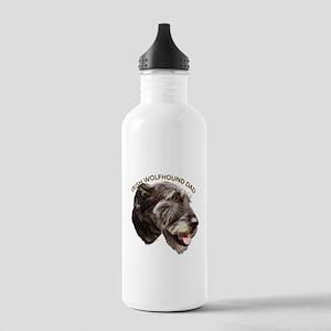 irish wolfhound Stainless Water Bottle 1.0L