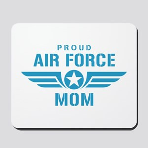 Proud Air Force Mom W Mousepad