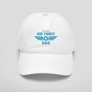 Proud Air Force Dad W Cap