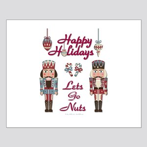 Happy Holidays Nutcracker Posters
