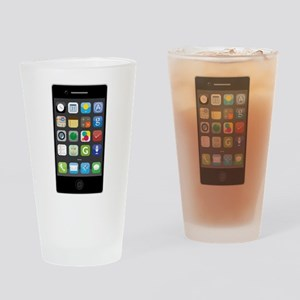 Phone Drinking Glass