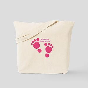 Downunder thunder pants Tote Bag