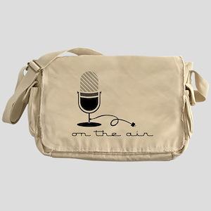 On The Air Messenger Bag