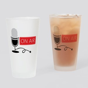 On Air Drinking Glass