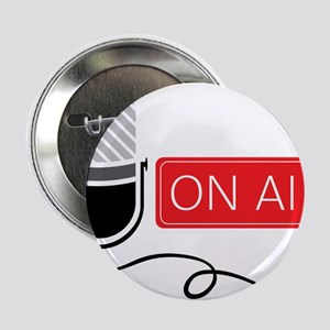 """On Air 2.25"""" Button"""